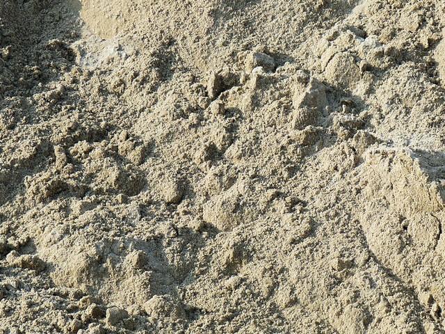 Les sables el transports - 1m3 de sable en kg ...